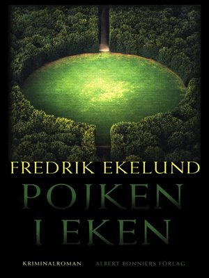 cover image of Pojken i eken