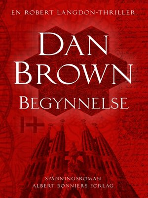 cover image of Begynnelse