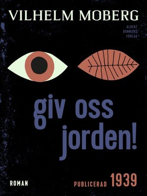 cover image of Giv oss jorden!