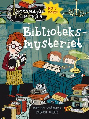 cover image of Biblioteksmysteriet