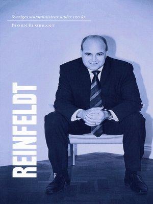 cover image of Sveriges statsministrar under 100 år. Fredrik Reinfeldt