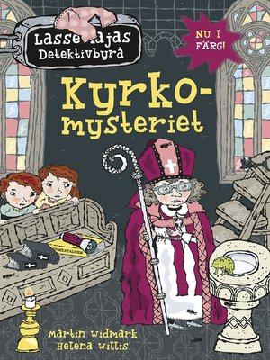 cover image of Kyrkomysteriet