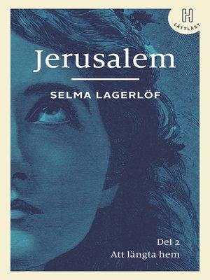 cover image of Jerusalem. Del 2 (lättläst)