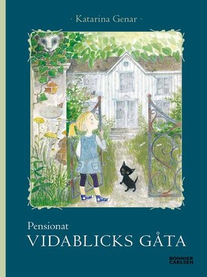 cover image of Pensionat Vidablicks gåta