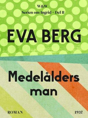 cover image of Medelålders man
