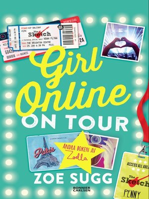 cover image of Girl Online On Tour
