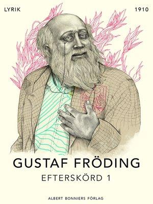 cover image of Efterskörd 1