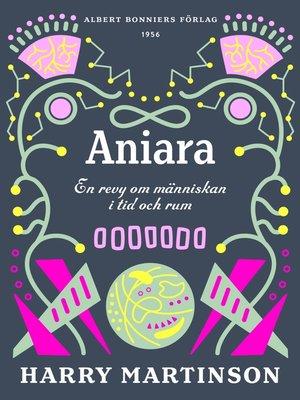 cover image of Aniara