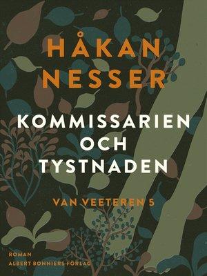 cover image of Kommissarien och tystnaden