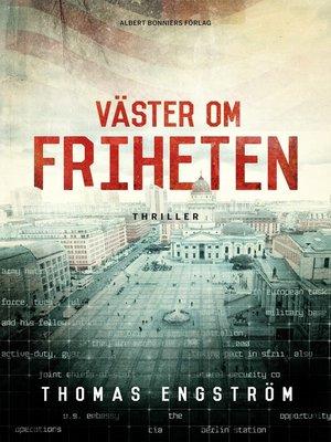 cover image of Väster om friheten