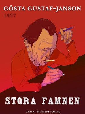 cover image of Stora famnen