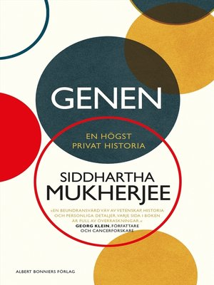 cover image of Genen