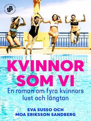 cover image of Kvinnor som vi