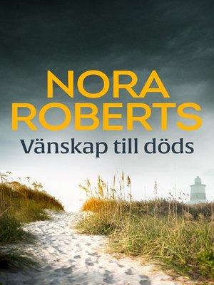 cover image of Vänskap till döds
