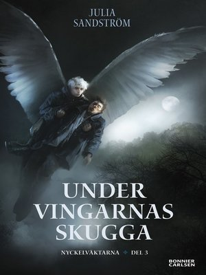 cover image of Under vingarnas skugga