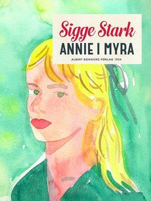 cover image of Annie i Myra