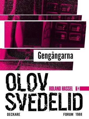 cover image of Gengångarna