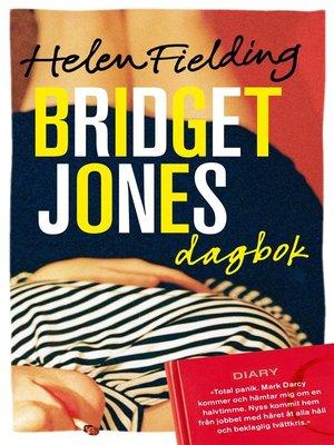 cover image of Bridget Jones dagbok