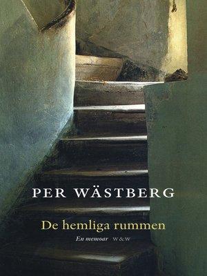 cover image of De hemliga rummen