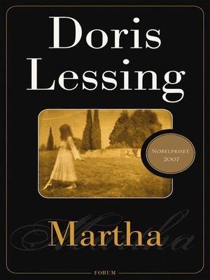 cover image of Martha