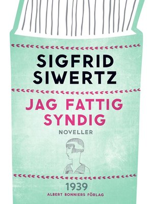cover image of Jag fattig syndig