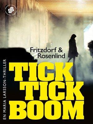 cover image of Tick tick boom E8