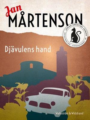 cover image of Djävulens hand
