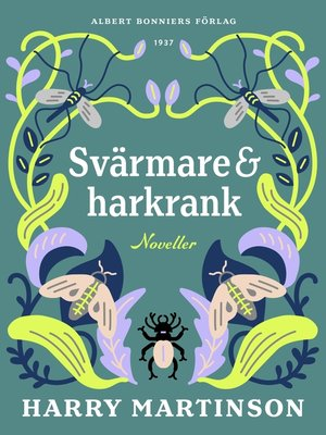 cover image of Svärmare och harkrank