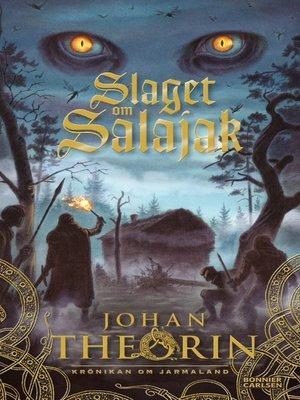 cover image of Slaget om Salajak
