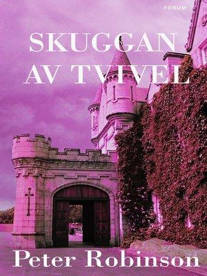 cover image of Skuggan av tvivel