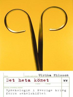 cover image of Det heta könet