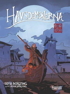 cover image of Havsdemonerna