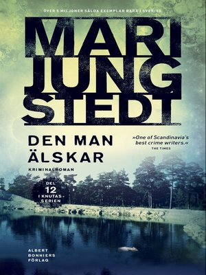 cover image of Den man älskar