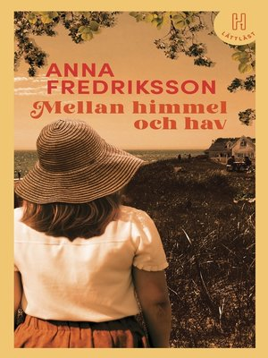 cover image of Mellan himmel och hav (lättläst)