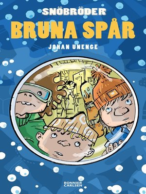 cover image of Bruna spår