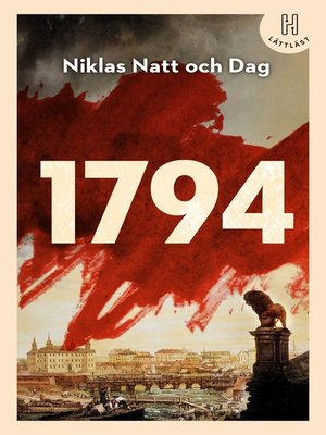 cover image of 1794 (lättläst)