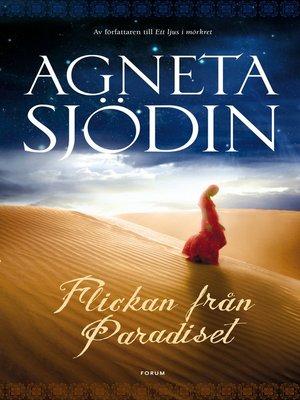 cover image of Flickan från Paradiset