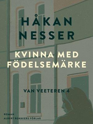 cover image of Kvinna med födelsemärke