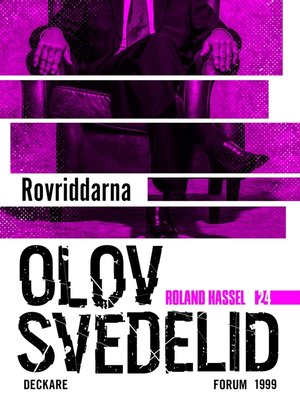 cover image of Rovriddarna