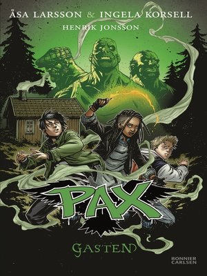 cover image of PAX. Gasten
