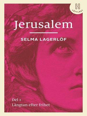 cover image of Jerusalem. Del 1 (lättläst)