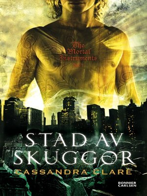 cover image of Stad av skuggor