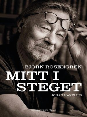cover image of Mitt i steget