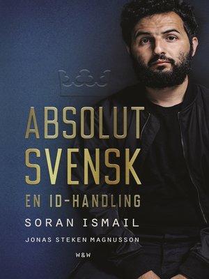 cover image of Absolut svensk