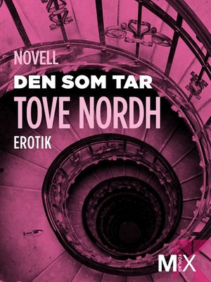 cover image of Den som tar