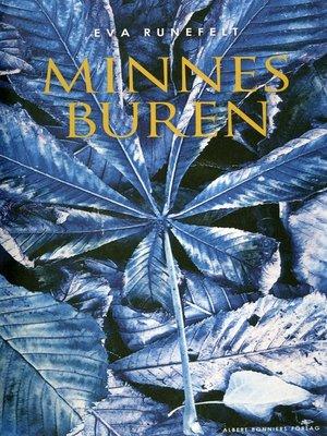 cover image of Minnesburen