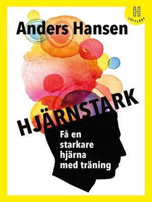 cover image of Hjärnstark (lättläst)