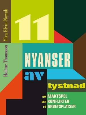 cover image of 11 nyanser av tystnad