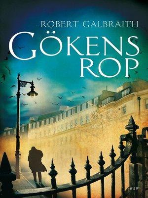 cover image of Gökens rop