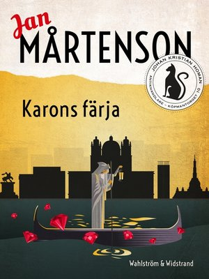 cover image of Karons färja